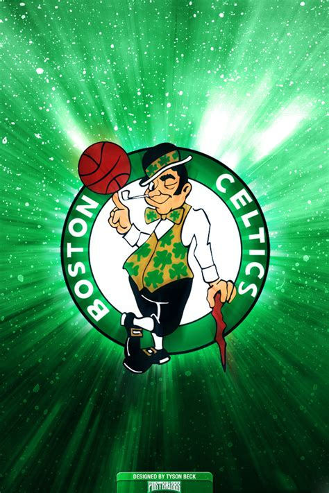 Boston Celtics Logo NBA Team Green Wallpapers HD for ...