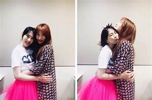 Nicole Jung And Kang Ji Young Have A Mini KARA Reunion In ...