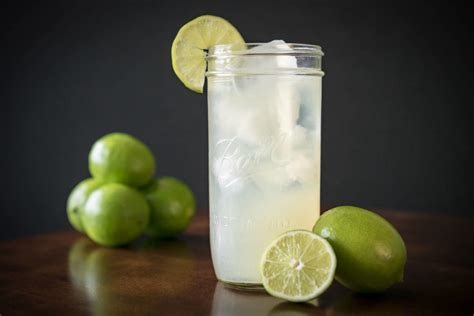 Lime Soda Recipe
