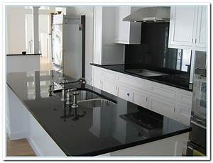 white cabinets with granite countertops home and cabinet With kitchen design black granite countertops