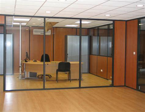 cloisons bureaux cloisons de bureaux cloisons ossatures noir graphite