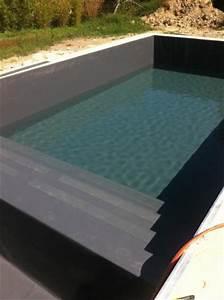 delightful liner noir pour piscine 2 liner pvc arme With liner noir pour piscine