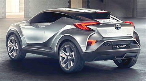 2018 Toyota C-Hr - New Car Release Date and Review 2018 ...