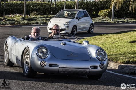 porsche spyder porsche 550 spyder 1 march 2017 autogespot