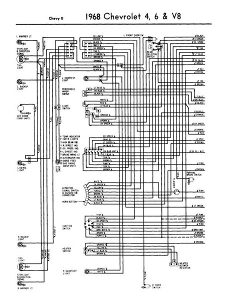 68 Chevy Wiring Schematic For by 2004 Chevy Impala Parts Diagram Downloaddescargar