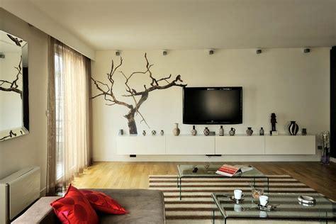 cuisine lineaire design rénovation et décoration d 39 un appartement moderne