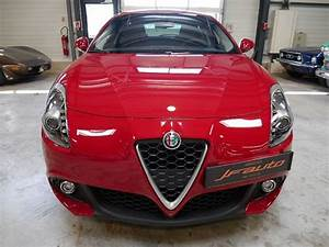 Alfa Giulietta Occasion : alfa romeo giulietta 940 1 6 jtdm 120 ch berline rouge occasion 19 800 10 km vente de ~ Medecine-chirurgie-esthetiques.com Avis de Voitures