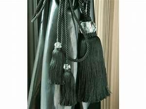 Embrasse Rideau Design : ordinaire embrasse de rideau design 1 embrasse rideau 80 mod les originaux pour une ~ Teatrodelosmanantiales.com Idées de Décoration