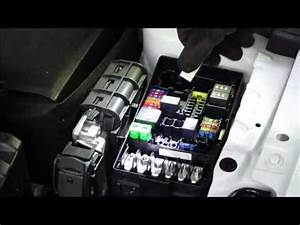How To Replace Fuses Vw Golf  Vw Golf Vii  A7  Typ 5g
