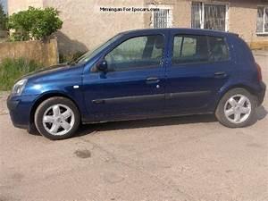 Clio 2 2003 : 2003 renault clio 1 5 dci air fuel car photo and specs ~ Medecine-chirurgie-esthetiques.com Avis de Voitures