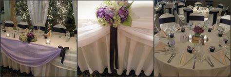 bridal party table decor elegant design by beth