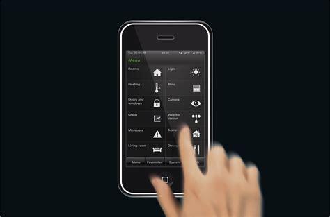 gira controls building technology   iphone ipad