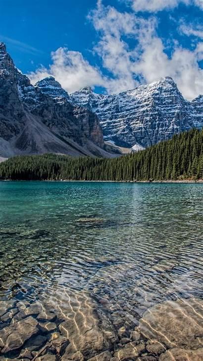 Canada Lake Nature Mountains Louise 4k Wallpapers