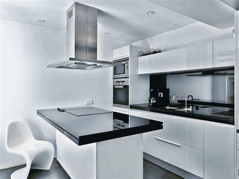 decoracion de cocinas pequenas  estilo minimalista