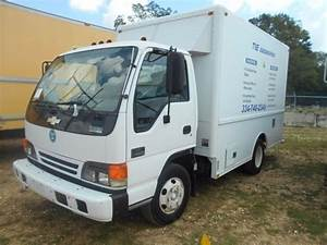 2003 Chevrolet W4500 Box Truck  Vin  Sn J8bc4b14937002850