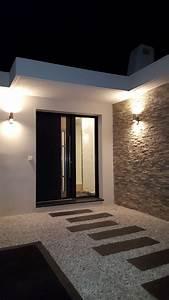 Entrée Maison Exterieur : best 25 garage exterior ideas on pinterest garage ~ Farleysfitness.com Idées de Décoration