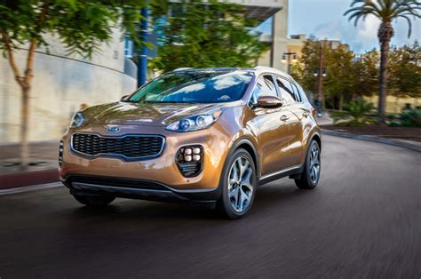 2017 Kia Sportage Awarded Highest Possible Safety Rating