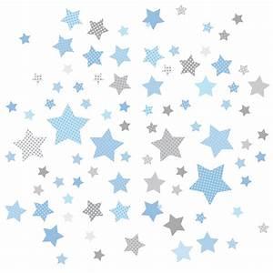 Sterne Deko Kinderzimmer : dinki balloon kinderzimmer wandsticker sterne blau grau 68 teilig bei fantasyroom online kaufen ~ Markanthonyermac.com Haus und Dekorationen