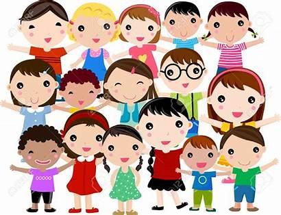 Clipart Class Quotes Kindergarten Children Classroom Community