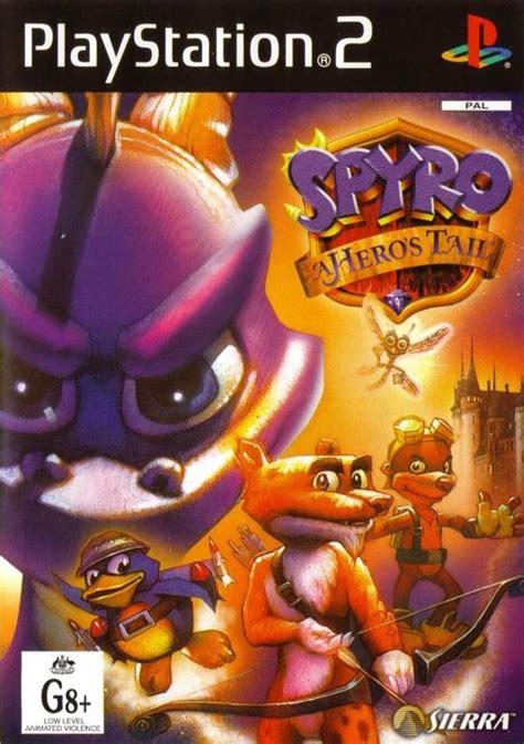 spyro  heros tail box shot  playstation  gamefaqs