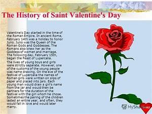 "Презентация на тему: ""St.Valentines Day. St.Valentines Day ..."