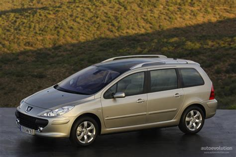 awesome peugeot 307 sw peugeot 307 sw 2005 2006 2007 2008 autoevolution