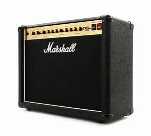 Marshall Dsl40cr All Tube 1x12 40w Combo Guitar Amp With
