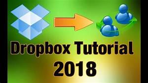 Dropbox Tutorial 2018  Beginners Guide