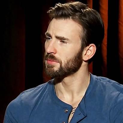 Evans Chris Beard Eyelashes Lips Hair Tattoo