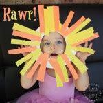 paper plate sydney opera house craft danya banya 382 | Easy toddler made lion mask 150x150
