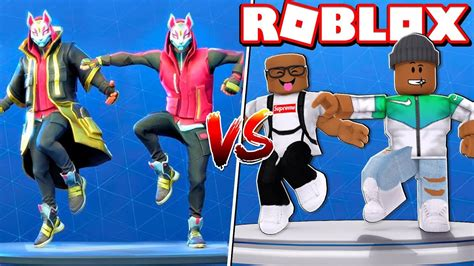 fortnite dance challenge  roblox youtube