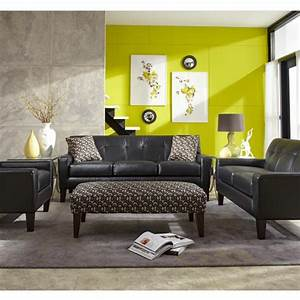 best home treynor leather sofa living room family room custom With homemakers furniture memorial day sale