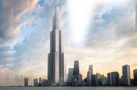 Sky City China Bsb Break Ground World Tallest