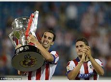 Atletico Madrid presented with La Liga trophy 105 days