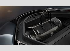 BMW i8 Electric Sports Car and Custom Set of Louis Vuitton