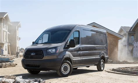 ford transit wagon review ratings specs prices