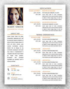 acting resume sample  experience httpwww