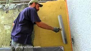 Comment Lessiver Un Mur : comment enduire un mur exterieur ~ Dailycaller-alerts.com Idées de Décoration
