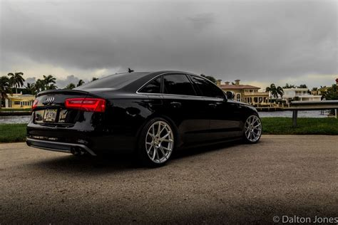 2013 Audi S6 With Tasteful Mods