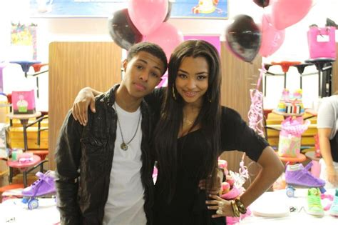 Jessica Jarrell Pregnant By Diggy Simmons