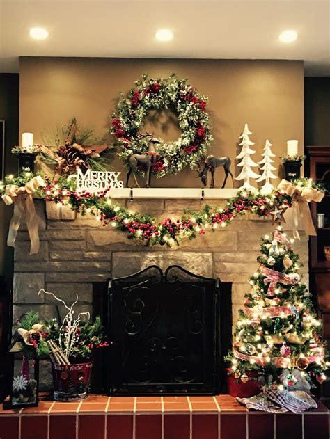 Kamin Dekorieren Weihnachten by Best 25 Fireplace Decorations Ideas On