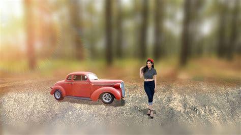 picsart tutorial miniature style effect photo