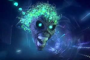 Iron Maiden Unleash New Video  U0026 39 Speed Of Light U0026 39