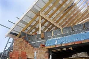 Aufbau Dämmung Dach : neuer dach aufbau stockfoto bild von platz lintel block ~ Whattoseeinmadrid.com Haus und Dekorationen
