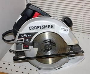 Craftsman circular Saw 315 27802