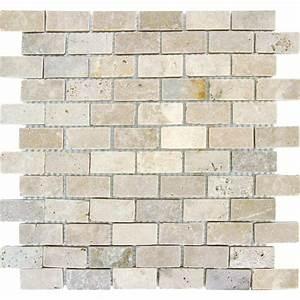 ms international chiaro brick 12 in x 12 in x 10 mm With backsplash tile home depot 2
