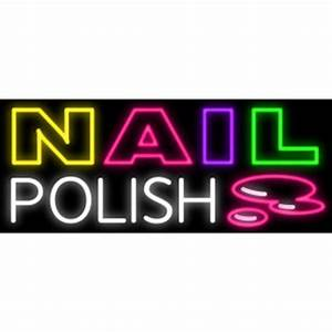 Nails Neon Signs for Nail and Beauty industry