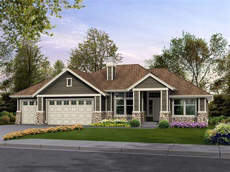 Plans, rambler floor plans plan 200318 tjb homes, traditional rambler home plan with bonus room in 2020. Classic Rambler Perfect for Family Living - 23234JD ...