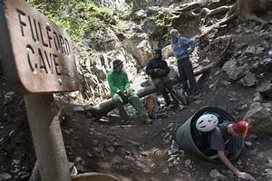 Caving At The Fulford Cave Near Eagle