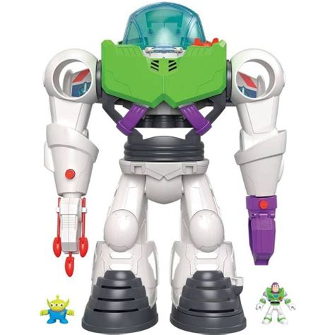 fisher price imaginext disney pixar toy story 4 buzz lightyear robot target